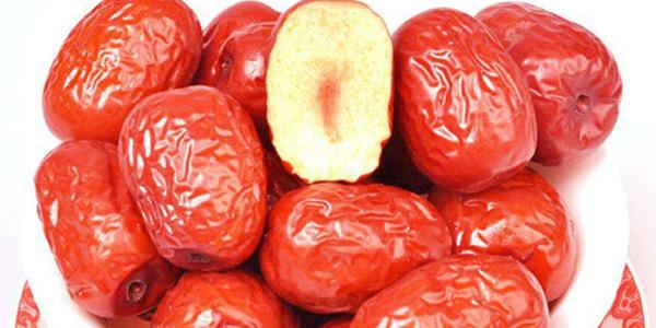 红枣、果脯蜜饯类