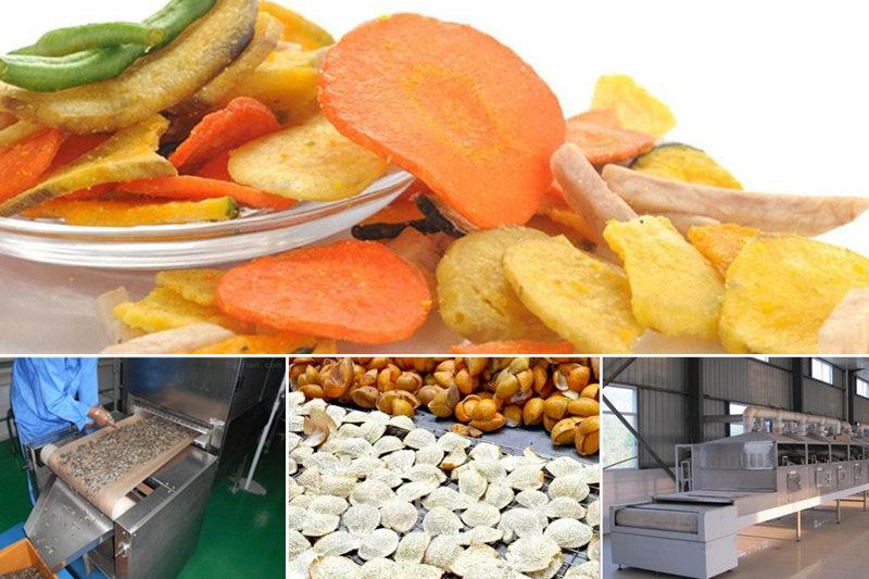 果蔬脆片生产线