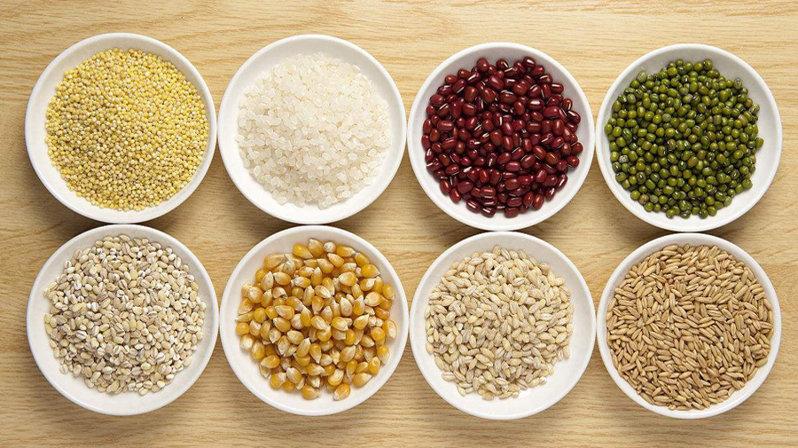杂粮熟化生产线