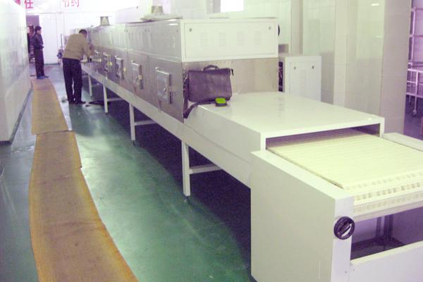 博奥带式微波干燥机