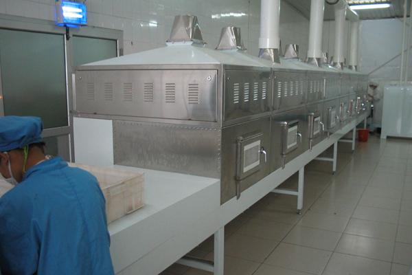 微波烘干机在耐火材料行业的使用
