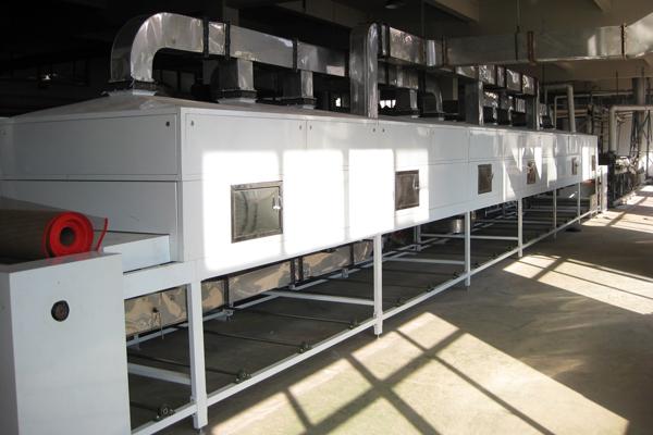 木材微波干燥工序对木材加工的重要性