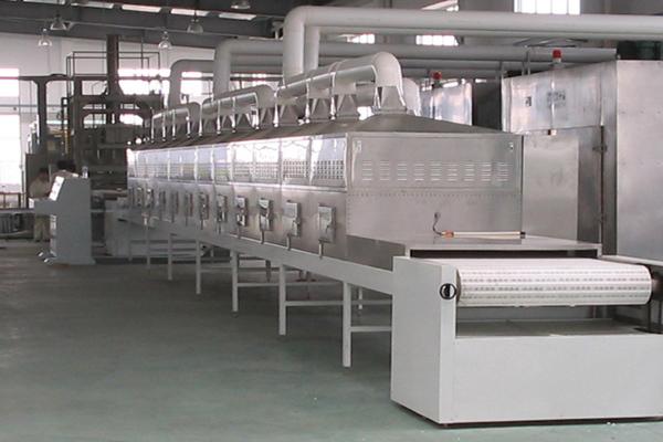 真空技术与真空微波干燥设备应用