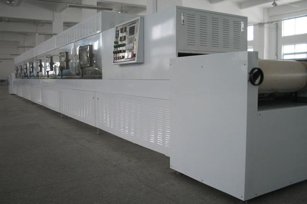 微波与微波加热设备技术的应用