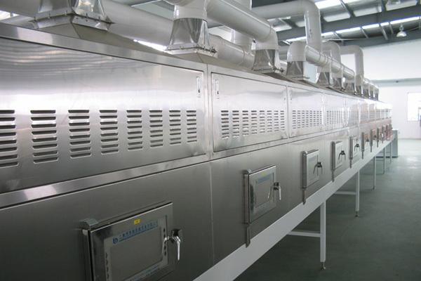 微波加热设备加工技术对农产品及食品的干燥