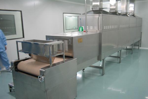 陶瓷微波烧结设备应用