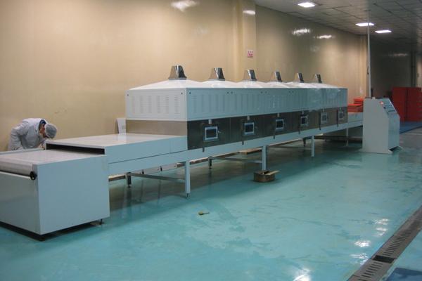 木材微波干燥设备在木材热处理的应用