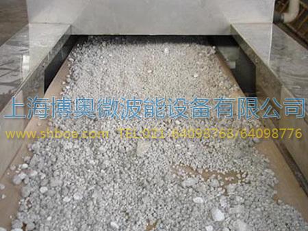 人造大理石微波快速固化设备案例-建材行业