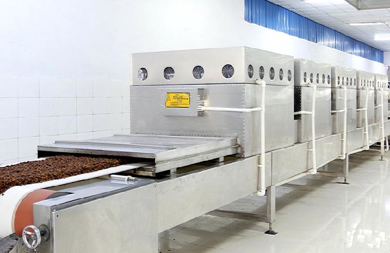 葡萄微波烘干机-微波干燥设备在葡萄加工方面的应用