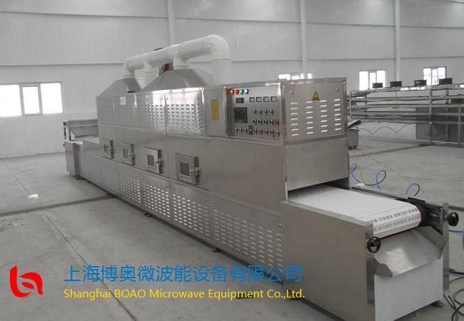 微波猪皮膨化设备节能环保的高新技术产品
