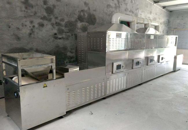 云顶集团4118.com微波干燥设备工作特点