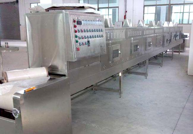 微波干燥设备在使用过程中如何避开缺点