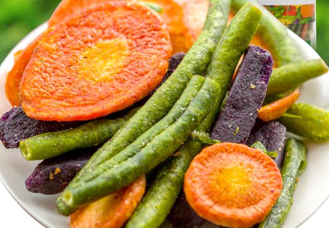 脱水蔬菜受热捧,这几种烘干设备了解一下