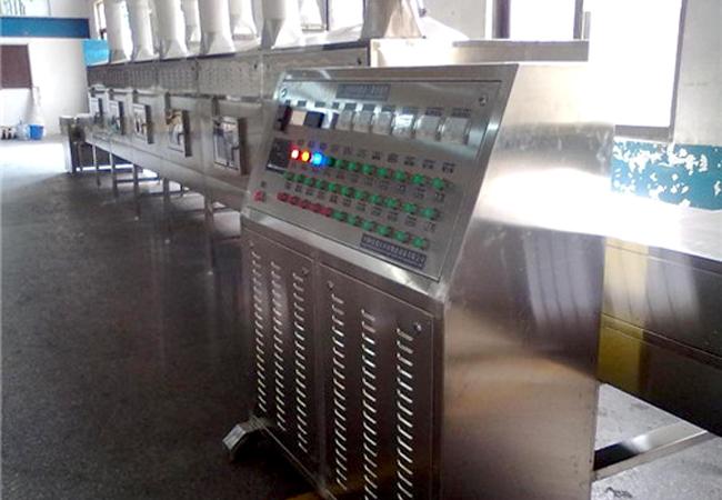 微波干燥设备引领微波干燥节能环保