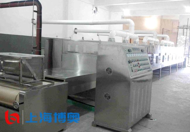微波烘干机在制药生产中的应用