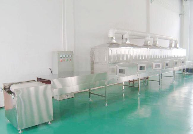 微波干燥设备微波烘干机日常维护的重要性