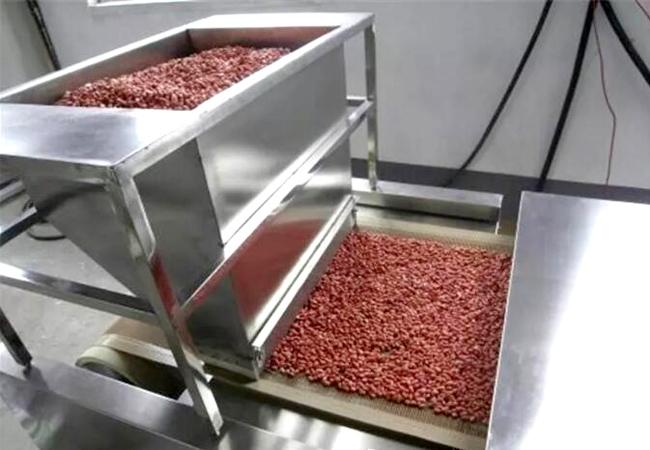 五谷杂粮坚果微波熟化烘焙杀菌设备选择什么设备比较好