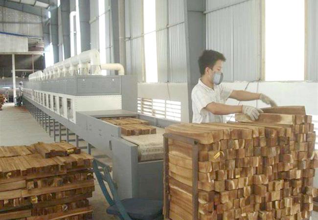 木板微波干燥设备木材烘干设备厂木材专用烘干箱批发