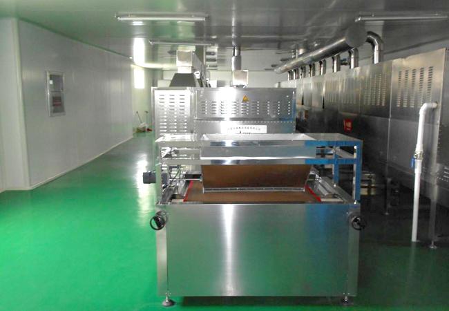 工业微波真空低温干燥设备特点