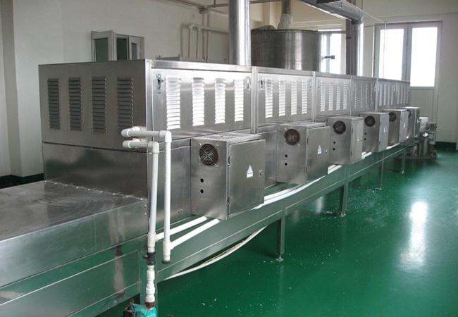 工业用微波干燥设备的使用方法