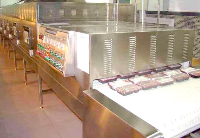 为什么选择盒饭微波加热杀菌设备对米饭进行加热