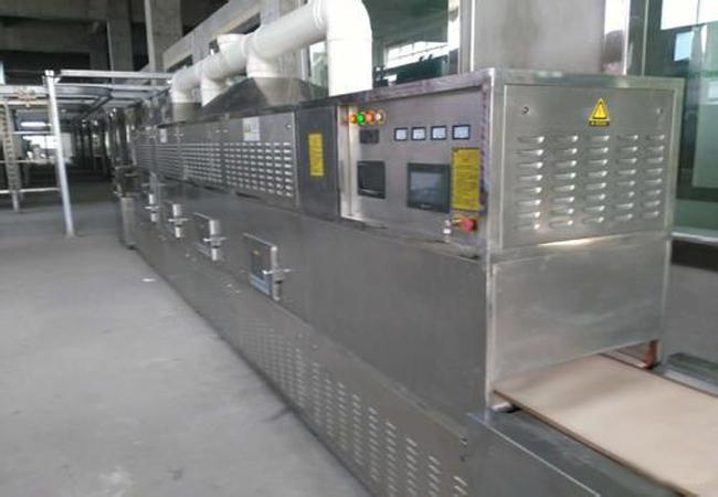 食品微波干燥设备的种类及用途