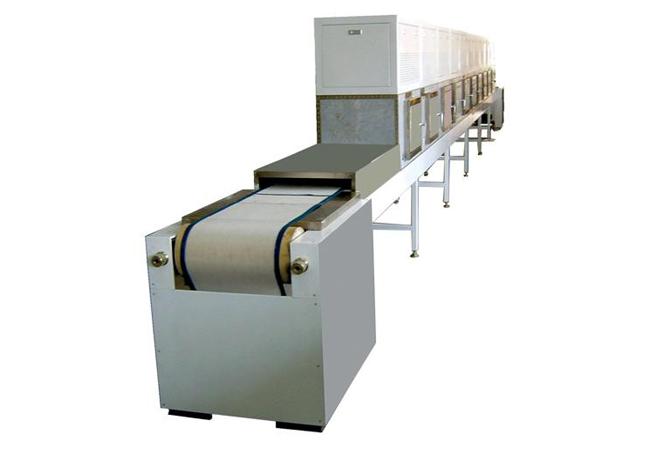 微波干燥设备的应用范围