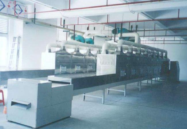 掌握微波干燥技术,注重微波干燥机的保养