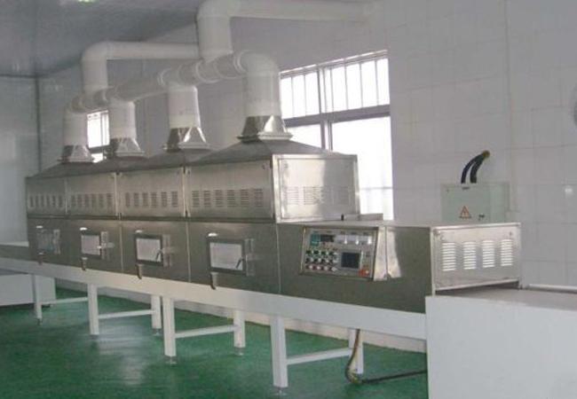 微波干燥设备在医药行业充分的应用