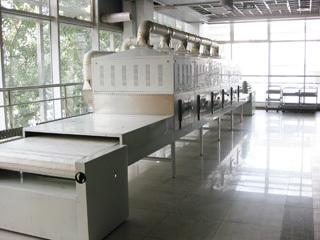 微波地毯烘干设备