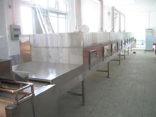 微波电源材料干燥设备