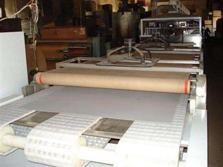 微波纸板烘干设备