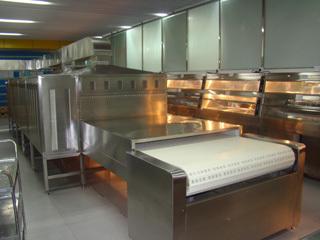 微波农产品烘干设备