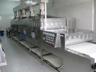 微波对虾烘烤设备