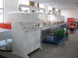 微波薏米烘干设备