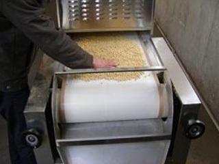 小麦胚芽烘干设备