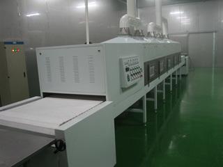 微波淀粉烘干设备